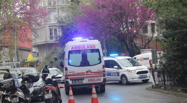 Kağıthane'de sabah saatlerinde silahlı saldırı: 1 ölü