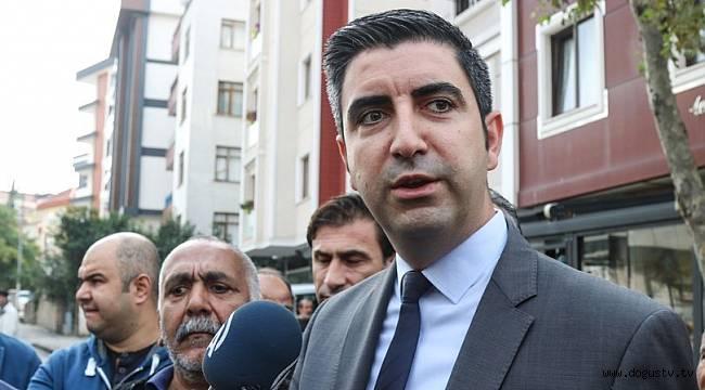 Kartal Belediye Başkanı Gökhan Yüksel, kadrosunu açıkladı