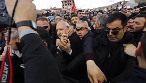 Kılıçdaroğlu'na saldırıya peş peşe tepkiler