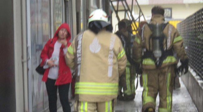 Beykoz'da yangın paniği