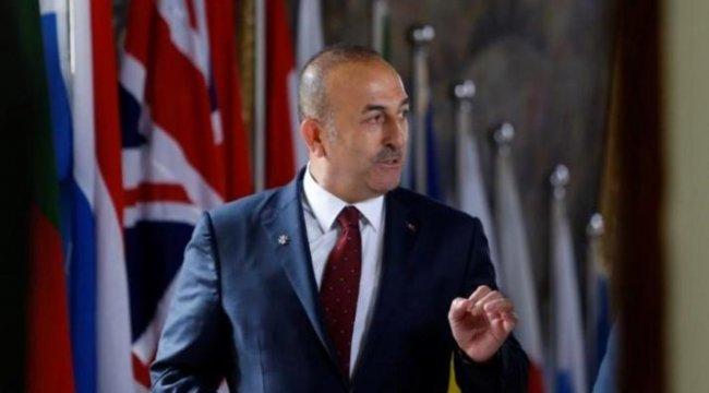 Çavuşoğlu'ndan BM daimi üyeleri ve AB dışişleri bakanlarına mektup