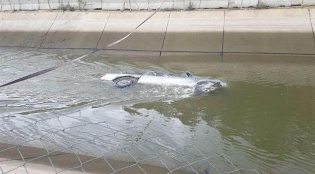 Kastamonu'da pikap su kanalına uçtu: 1 ölü