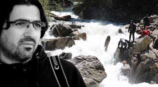 Kayıp AA muhabirini arama çalışmalarında Türkiye'de bir ilk uygulanacak