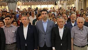 Ankara Büyükşehir Belediye Başkanı Mansur Yavaş, Kartal'da vatandaşlarla buluştu