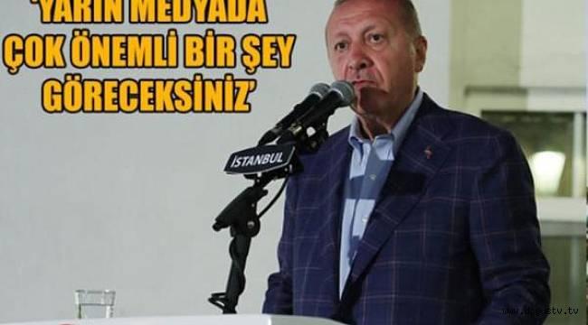 Erdoğan, İmamoğlu'nu hedef aldı, Türkiye Videoyu Bekliyor...