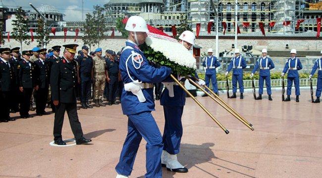 İstanbul'da Jandarma'nın 180'inci yıl kutlaması