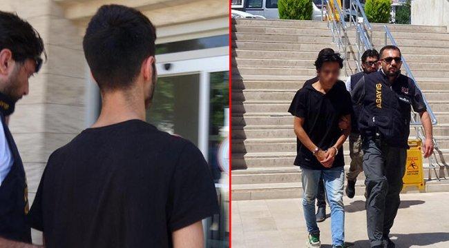 Genç kızlara iğrenç tuzak! Tutuklandılar...