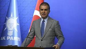 AKP Sözcüsü Çelik: Vahşet görüntülerinin yayılması bir başka vahşet