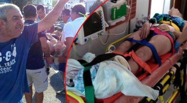 Bodrum'da feci kaza! Ünlü oyuncunun oğlu gözaltına alındı…