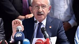 Kılıçdaroğlu'ndan bir kayyum açıklaması daha: Sokağa çıkmak, protesto etmek gibi durumları doğru bulmuyoruz