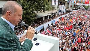 Son dakika: Cumhurbaşkanı Erdoğan Artvin'de müjdeyi verdi: Bu gece kararnameyi imzaladım