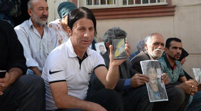 HDP önündeki eylemde 8'inci gün! Aile sayısı 19oldu...