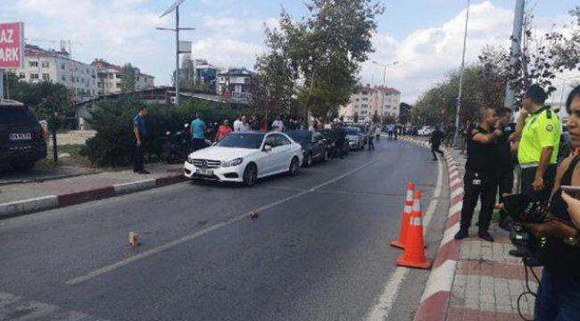 Son dakika... Kartal'daki Anadolu Adalet Sarayı önünde silahlı saldırı