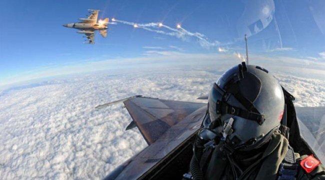 2020'de başlayacak! Hem havayolu hem de F-16 pilotu!