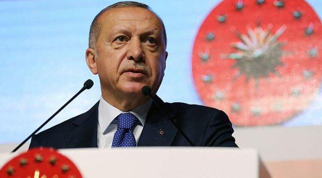 Cumhurbaşkanı Erdoğan'dan Ankara'nın başkent oluşunun 96. yıl dönümü mesajı
