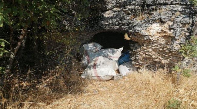 Diyarbakır'da ele geçirildi! 4 ton 562 kilogram...