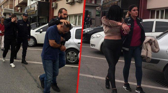 Kocaeli'de çete üyelerine şok operasyon! Hepsi gözaltına alındı