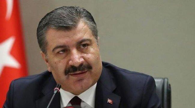 Sağlık Bakanı Fahrettin Koca'dan grip aşısı çağrısı