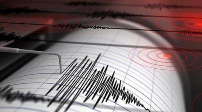 Son dakika... Akdeniz'de 3.7'lik deprem
