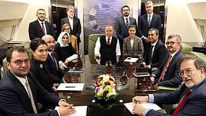 Son dakika... Cumhurbaşkanı Erdoğan: 'Münbiç'te sadece etiket değişiyor'