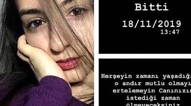 19 yaşındaki, kız arkadaşını öldürüp sosyal medya'ya ölüm tarihini yazdı