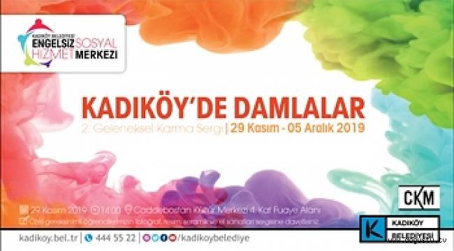 Kadıköy'de Engellilerin Sanat Sergisi