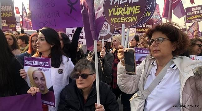 Kadın Meclisleri Kadıköy'de eylem yaptı