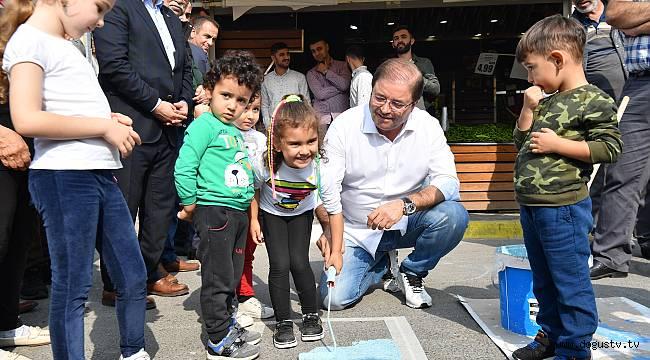 Türkiye'de İlk Kez Maltepe Belediyesi'nde Uygulandı!