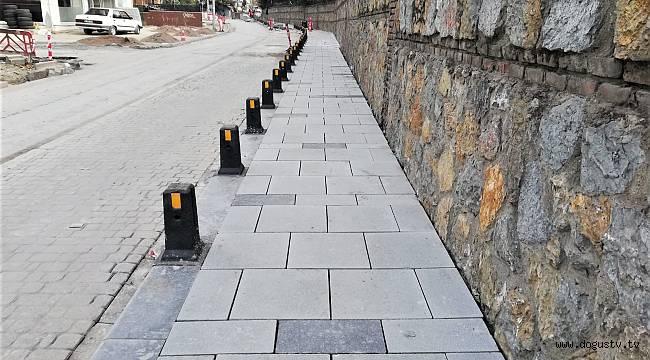 Ümraniye'de Cadde ve Sokaklar Yenileniyor!