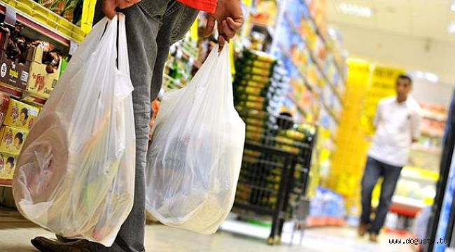 Yeni yılda plastik poşetlerin fiyatı ne kadar olacak?