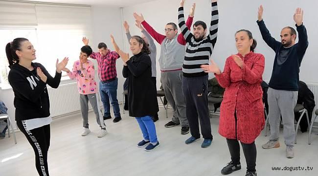 Ataşehir Belediyesi Dünya Engelliler Günü için Gösteri Hazırlıyor