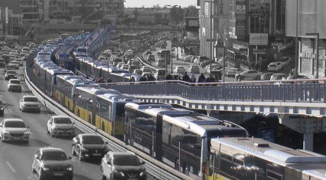 Son dakika haberi: Bugün İstanbul... Uzun kuyruklar oluştu