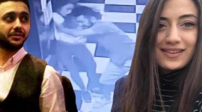 Tuğçe'yi asansör boşluğuna iten öğretim görevlisi sevgilisine tahliye