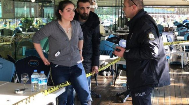 Adana'da kafede cinayet