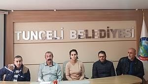 Dersim Belediyesi'nin Hesaplarına Haciz