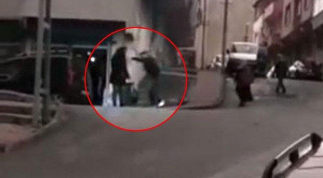 Kadını sokak ortasında sopayla dövmüştü! Yeni gelişme