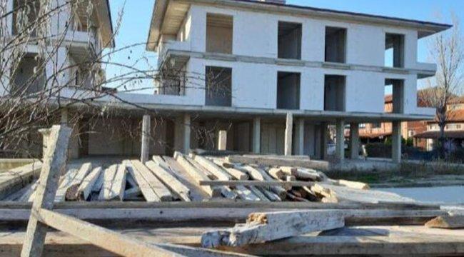 Şantiyeden 10 bin liralık inşaat demiri hırsızlığına 4 gözaltı