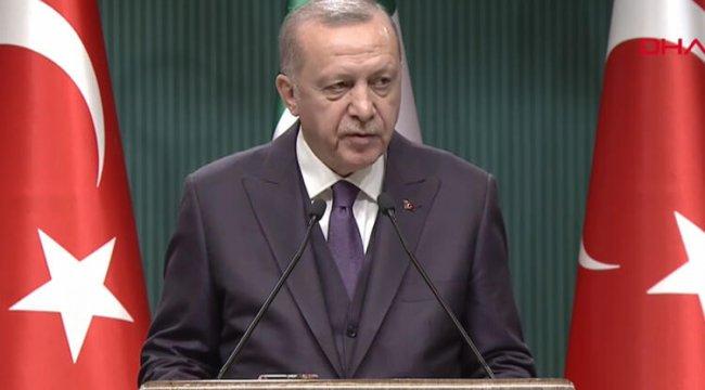 Son dakika... Cumhurbaşkanı Erdoğan ile İtalya Başbakanı ortak basın toplantısı düzenledi