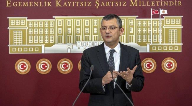 CHP Grup Başkanvekili Özgür Özel: AK Parti psikolojik üstünlüğü kaybetti