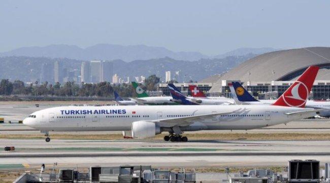 İran'dan Gelen THY Uçağındaki Yolculara Karantina