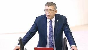 Milletvekili Yasin Öztürk'e Meclis'te saldırı girişimi