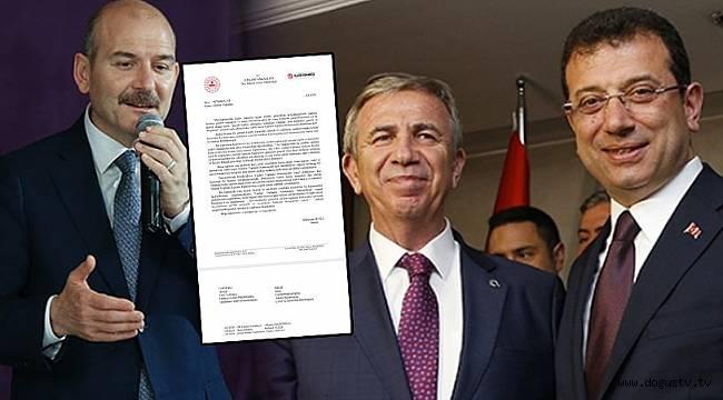 Yardım kampanyası başlatan CHP'li belediyelere soruşturma tehdidi!