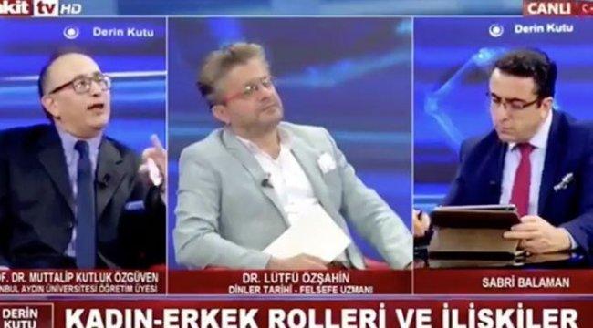 İstanbul Aydın Üniversitesi Prof. Muttalip Kutluk Özgüven'in görevine son verdi