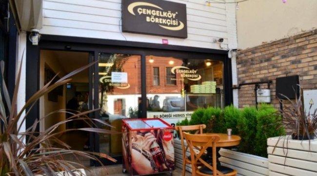 Çengelköy Börekçisi ve Lokanta Nevnihal, korona krizini çiğ börek servisiyle atlattı