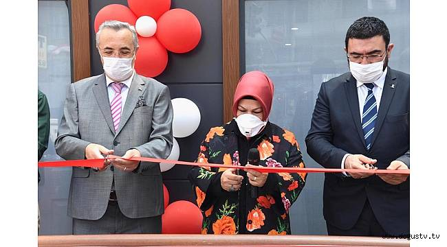 Sancaktepe İletişim Ofisi Sarıgazi'de Hizmete Açıldı