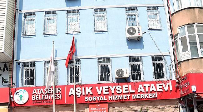 AŞIK VEYSEL MAHALLESİ'NE YENİ BİR KÜTÜPHANE KAZANDIRILIYOR