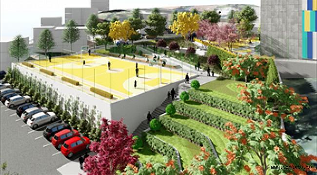 Beykoz'da Soğuksu Meydanı Yeni Yüzüyle Parlayacak