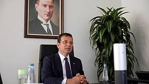 """BAŞKAN İMAMOĞLU: Türkiye ve İstanbul'un teknolojiyi ithal eden değil,  ihraç eden ülkeye ve şehre dönüşmesini istiyorum"""""""