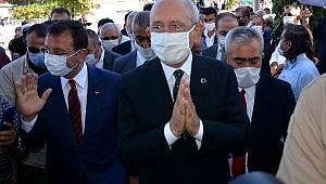 CHP Genel Başkanı Kılıçdaroğlu, Hacıbektaş'ta