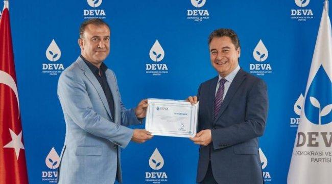 DEVA Partisi, İstanbul Kurucu İl Başkanı Mehmet Gürol Ayan oldu